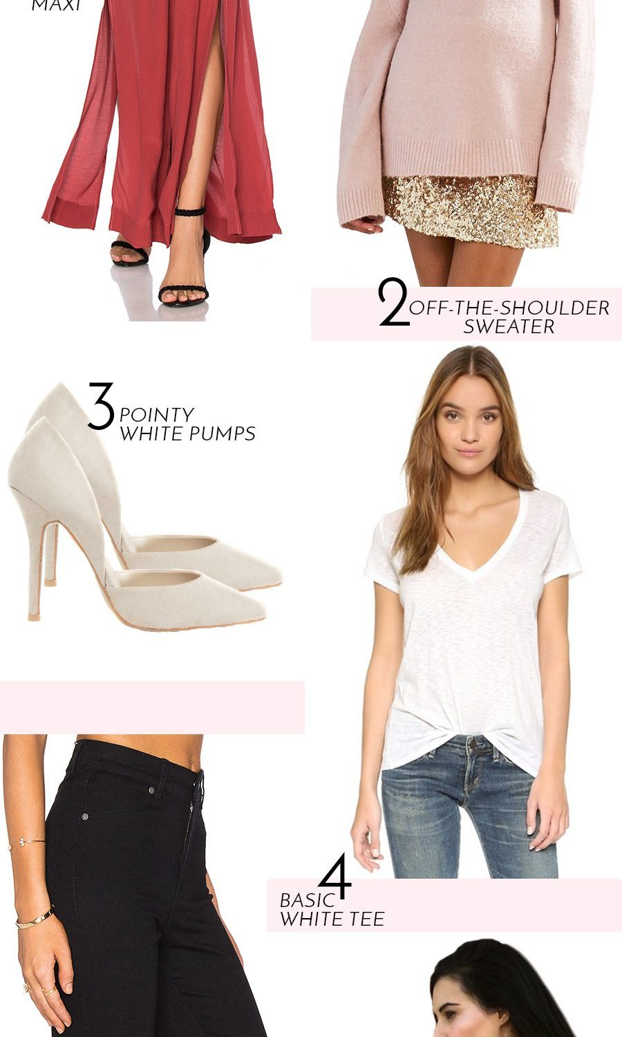 Pieces For The Perfect Thanksgiving Outfit | by the skinny confidential