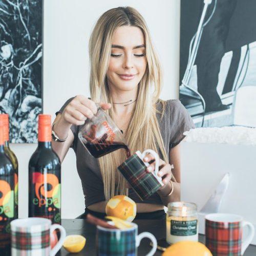 Getting Festive: SANGRIA MULLED WINE