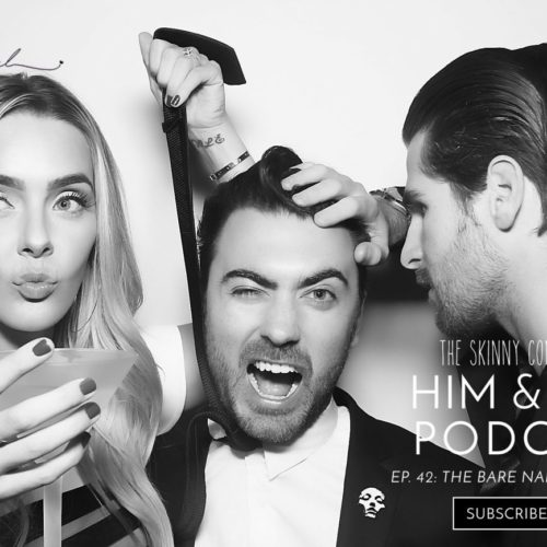 TSC Him & Her Podcast Episode 42: The Bare Naked Cucumber Wedding Madness