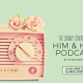 TSC Him & Her Podcast Episode 45: The Catfish & Rapid Fire Questions