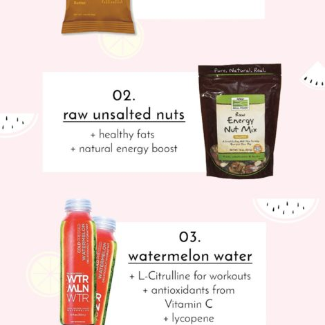 5 healthy snacks for your purse   by the skinny confidential