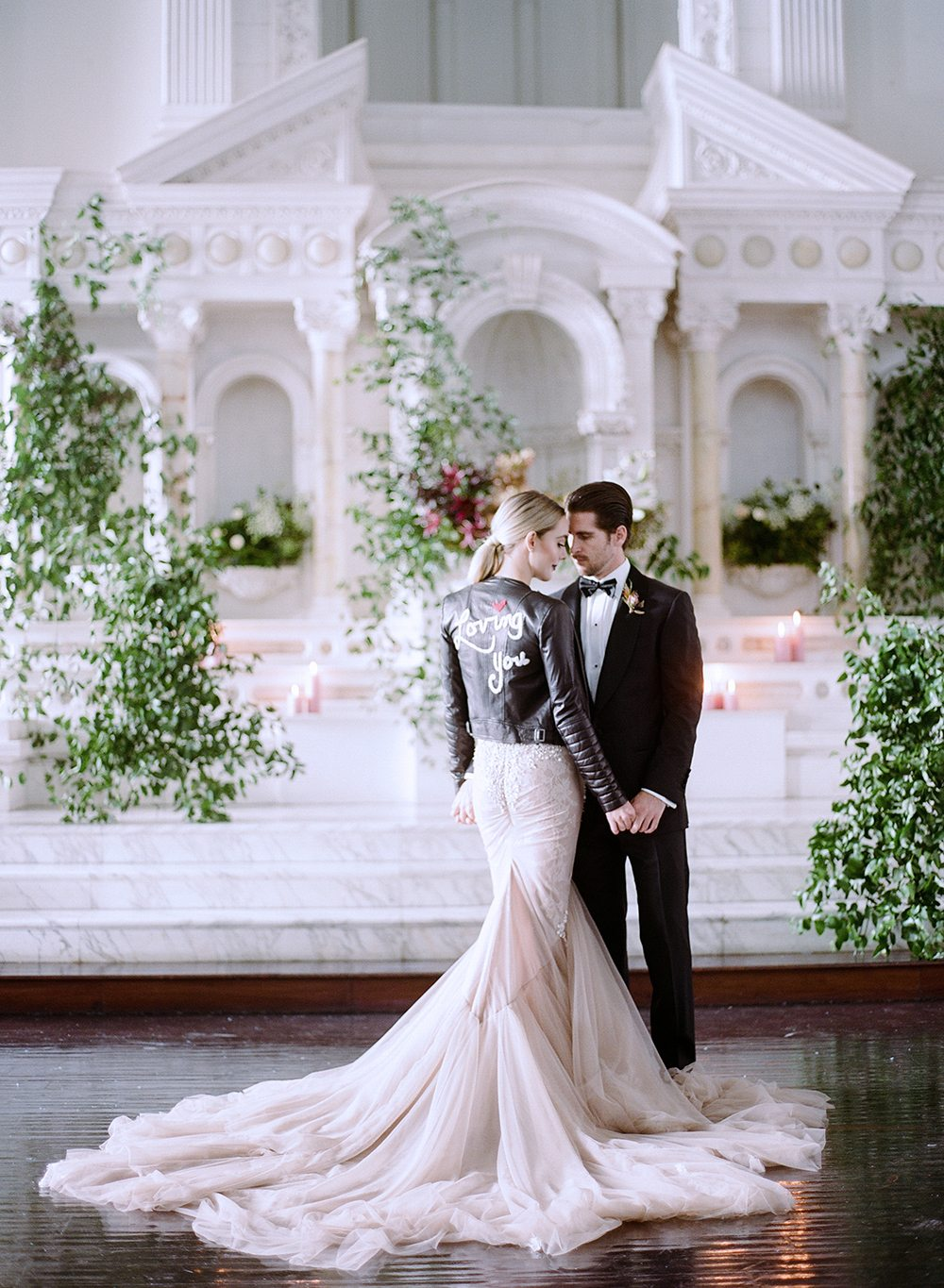 FAKE WEDDING by Style Me Pretty 31 | by the skinny confidential