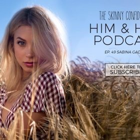 TSC Him & Her Podcast Episode 49: The NAKED SHOW: Sabina Gadecki