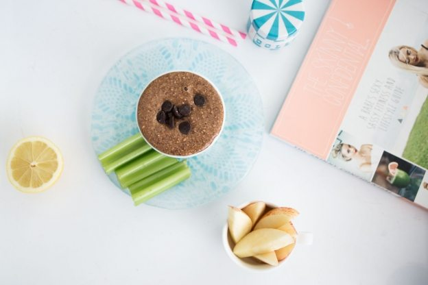 coconut almond chocolate nut butter | by the skinny confidential