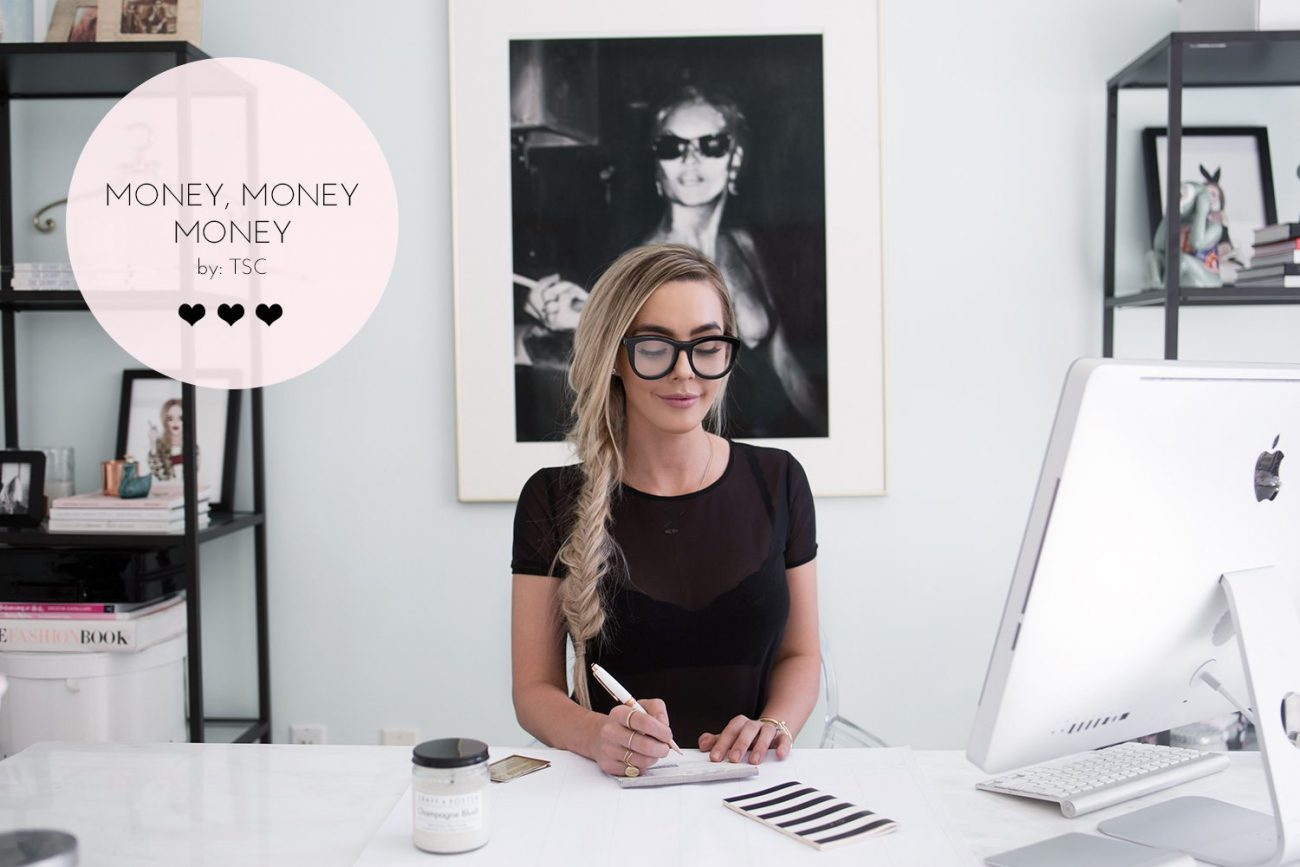 FINANCIAL WORKSHEET 5c | by the skinny confidential