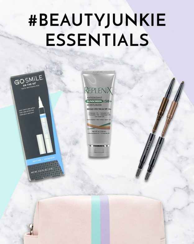 tsc beauty junkie essentials | by the skinny confidential