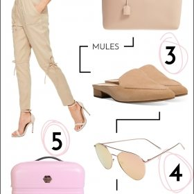 NUDE MOMENTS: TRAVEL STYLE
