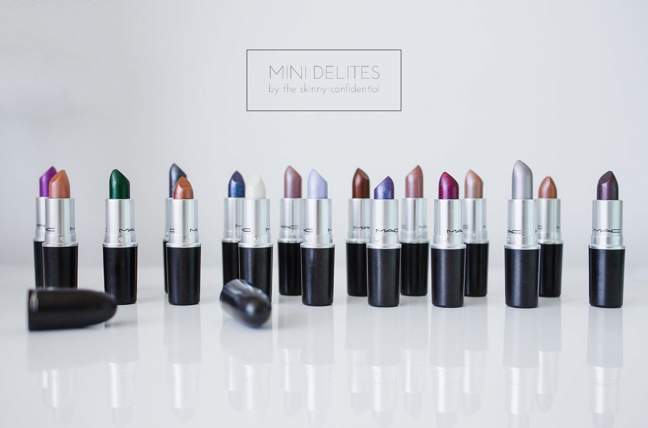 MiniDelites: The Power of Social Media + Mac Lipsticks