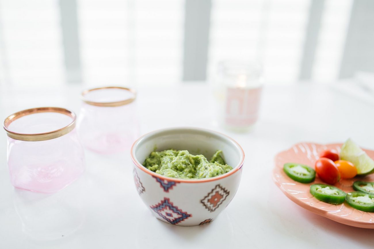 homemade guacamole 9 | by the skinny confidential