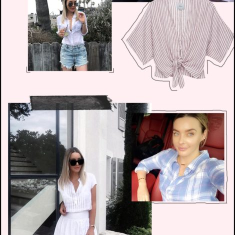 rails linen shirts | by the skinny confidential