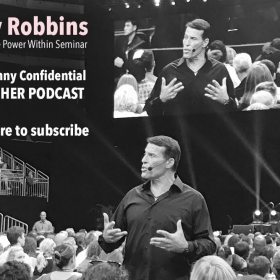 TSC Podcast Episode 72: Tony Robbins: Unleash The Power Within!