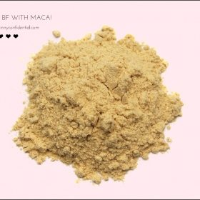 Sprinkle, Sprinkle: Add Some Maca To Your Boyfriend's Latte For An Extra OOMPH In The Bedroom