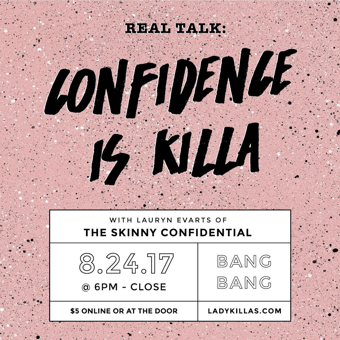 confidence is a killa charity san diego meet up | by the skinny confidential