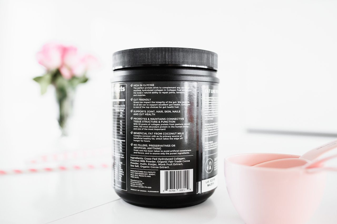 protein powder | by the skinny confidential