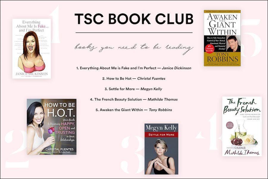books you should read now   by the skinny confidential