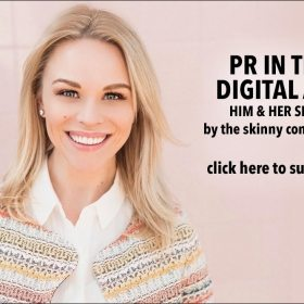TSC Him & Her Show: PR IN THE DIGITAL AGE with Julie Solomon