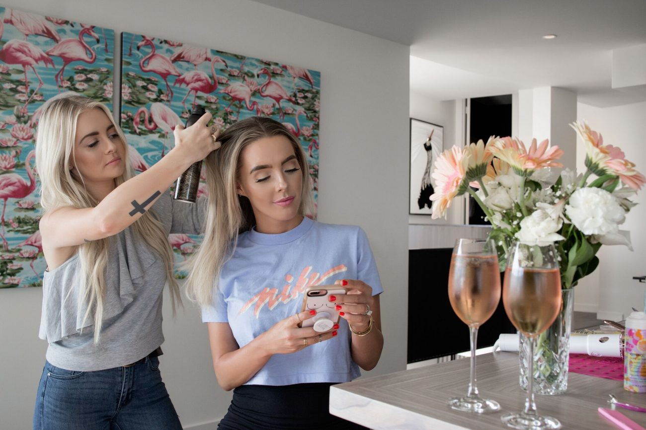 how to style a lob by the skinny confidential