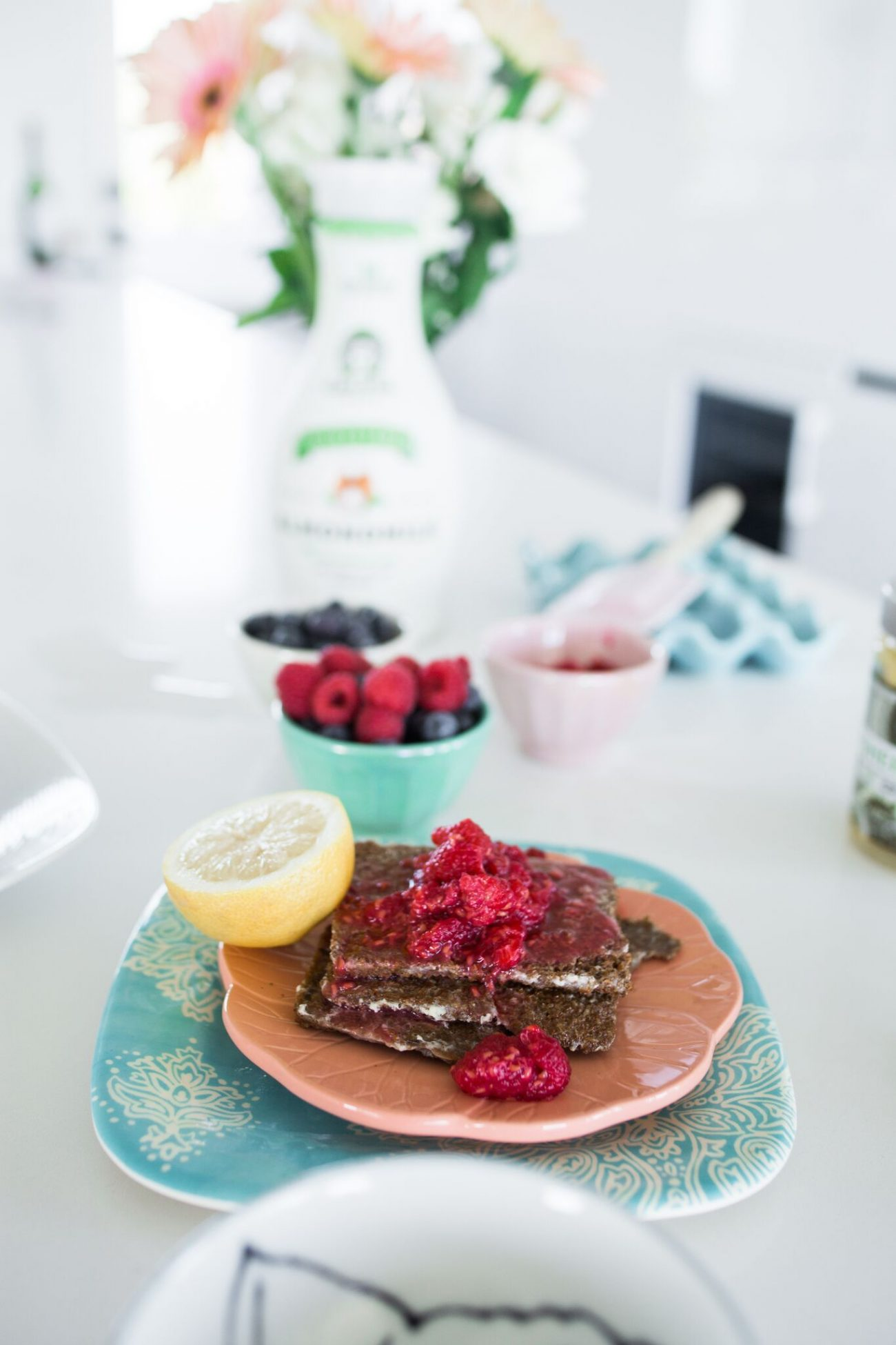 fiber filled healthy quick french toast recipe bbg bombshell body