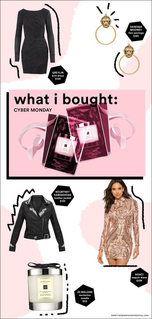 What i bought cyber monday the skinny confidential bloglovin malvernweather Gallery