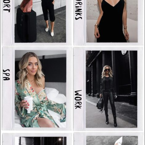 new york city outfits by the skinny confidential