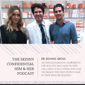 TSC Him & Her Show: Dr. Dennis Gross on Skincare & Aging Gracefully