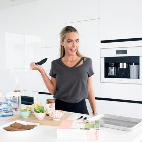 HOW TO: GG SKINNY, FIBER-FILLED PIZZAS