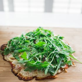 diy healthy pizza jennifer aniston recipe