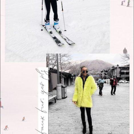 tsc travel aspen winter outfit faux fur
