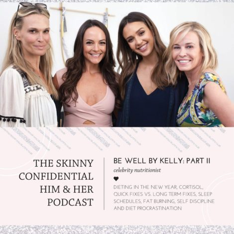 celebrity nutritionist podcast health wellness fab four smoothie