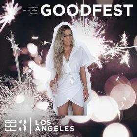 KEYNOTE at THE GOOD FEST In LA