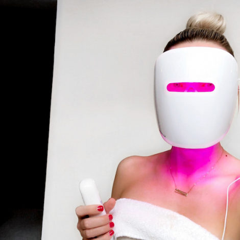 amazon light mask skincare tips | by the skinny confidential