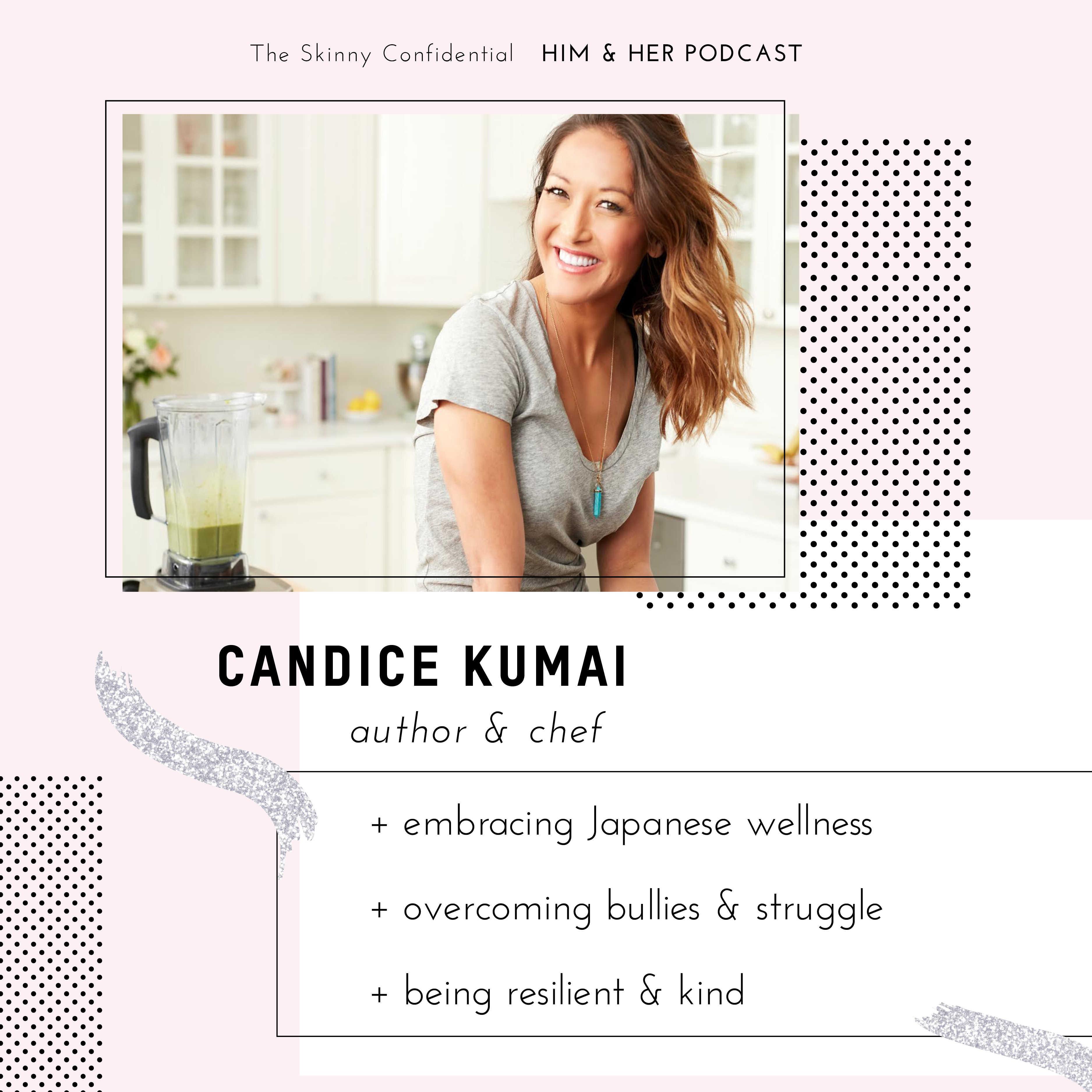 Candice Kumai japanese wellness | by the skinny confidential