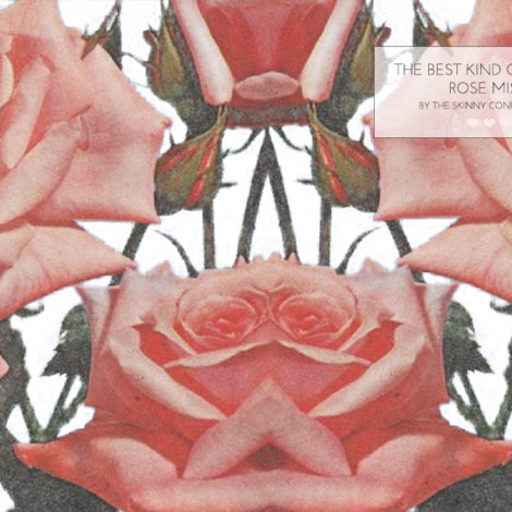 rosewater facial spray | by the skinny confidential