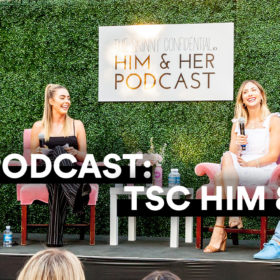 TSC HIM & HER LIVE PODCAST FEATURING CUPCAKES & CASHMERE