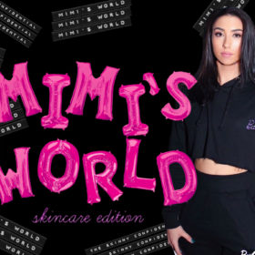 MIMI'S WORLD: NIGHT TIME SKINCARE ROUTINE