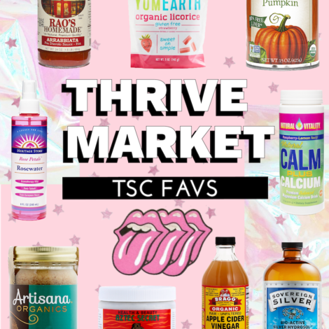 thrive market product list calm tea acv candy healthy living by tsc