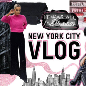 Latest Vlog: BTS Look At NYC, Boston & Arizona