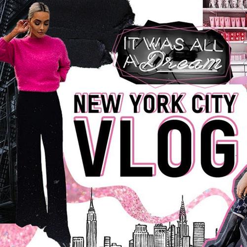 NYC TRAVEL VLOG 2018