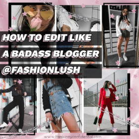 How Bloggers Edit: Presets vs. Filters ft. Erica Stolman of Fashionlush