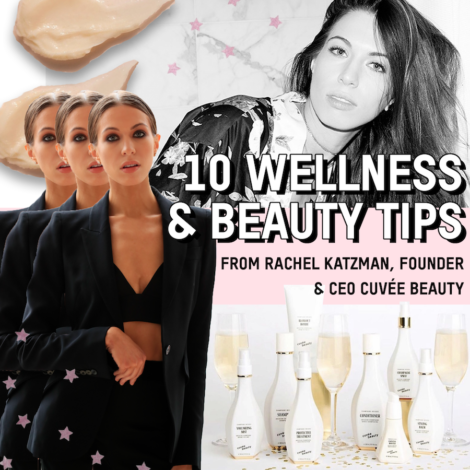 cuvee beauty champagne natural haircare wellness fitness health tips hacks