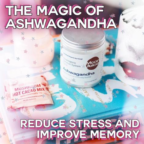 anxiety stress help depression herbs aaptogen herbal supplement wellness tsc