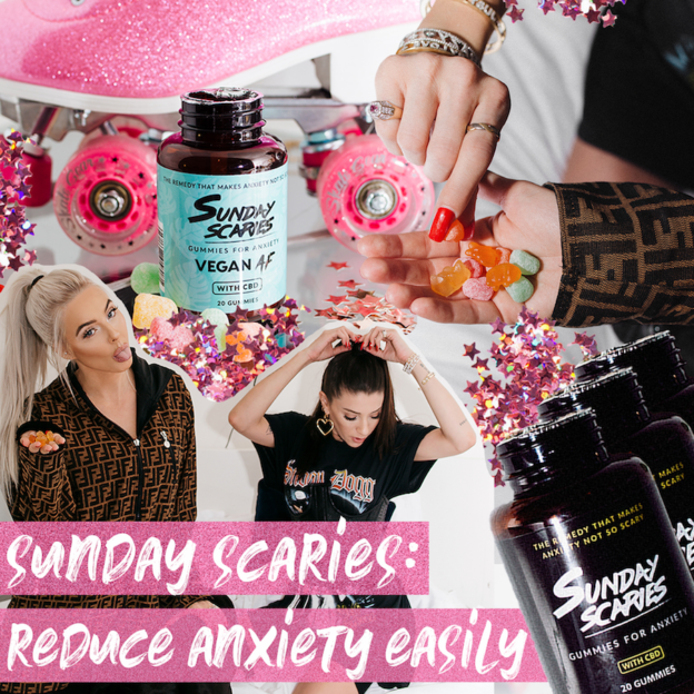 sunday scaries anxiety reduce depression