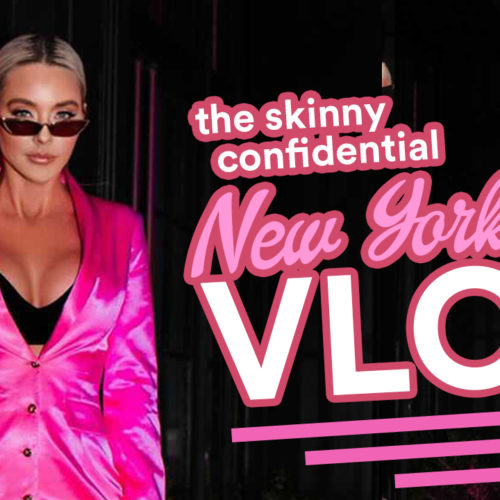 Latest Vlog: Elemis x The Skinny Confidential Meetup in NYC