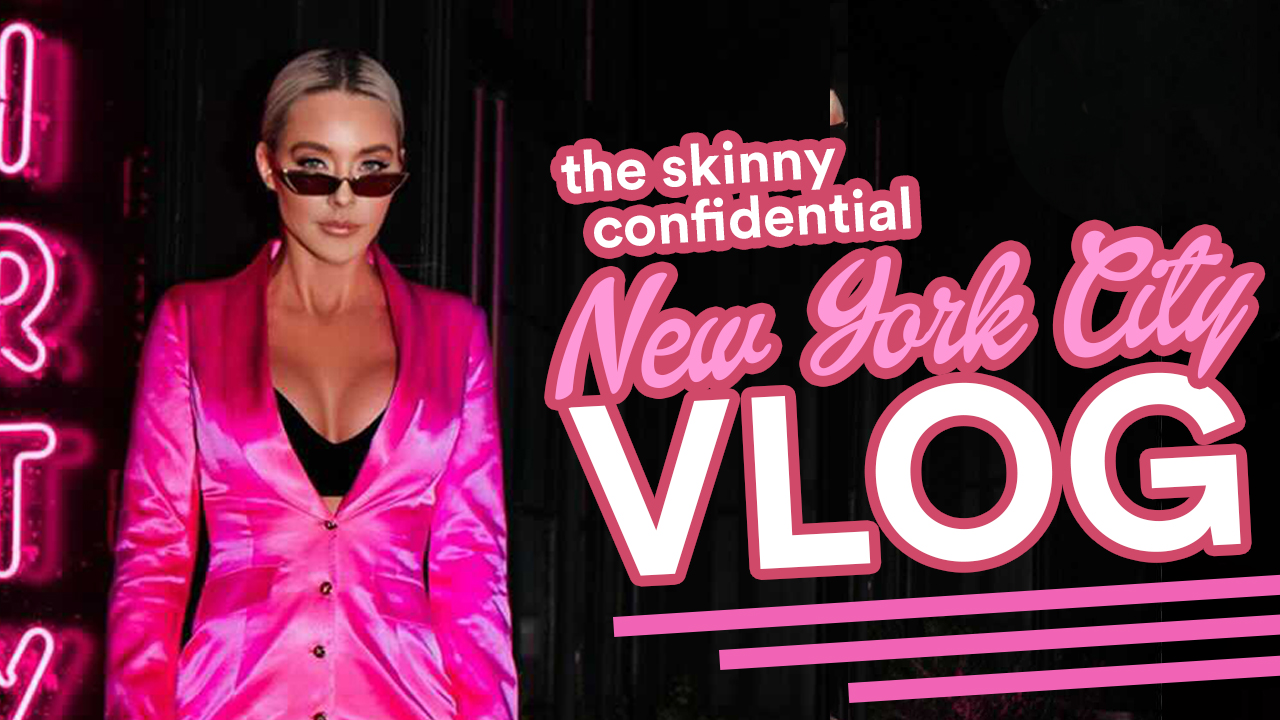The Skinny Confidential NYC Vlog 2019