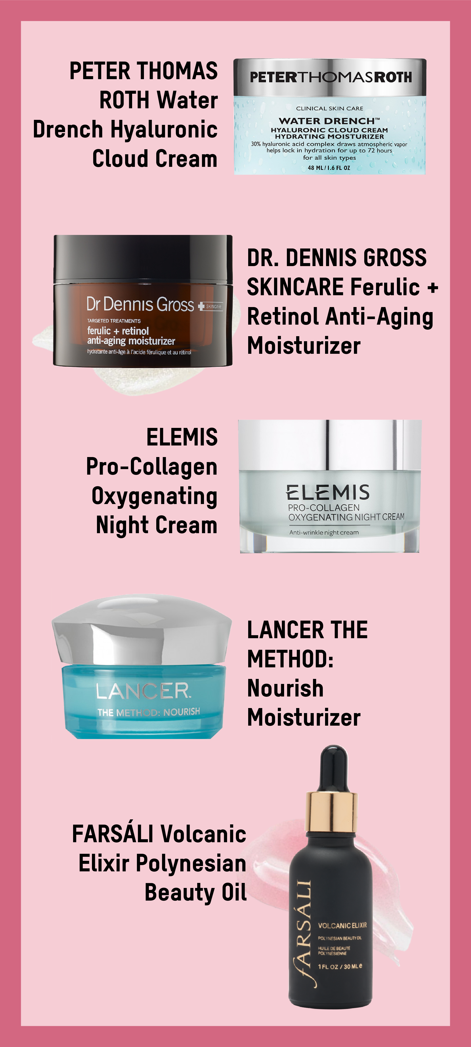 best moisturizers by the skinny confidential