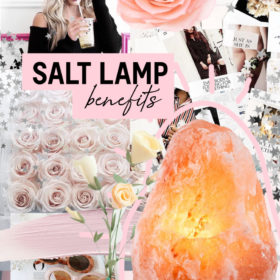 Salt Lamps: Benefits & Why I'm Totally Obsessed