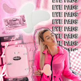 HUNGOVER? PUFFY? DEHYDRATED? YOU JUST NEED AN EYE PAD, K