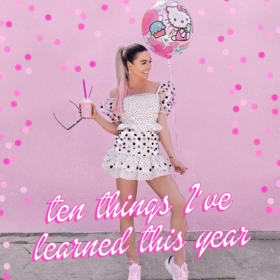 BIRTHDAY REFLECTION: 3 THINGS I HAVE LEARNED THIS YEAR