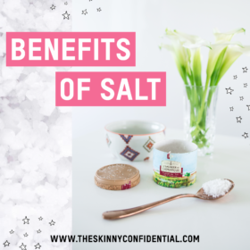 JUST THE VERY SPECIFIC SALT YOU NEED IN YOUR KITCHEN