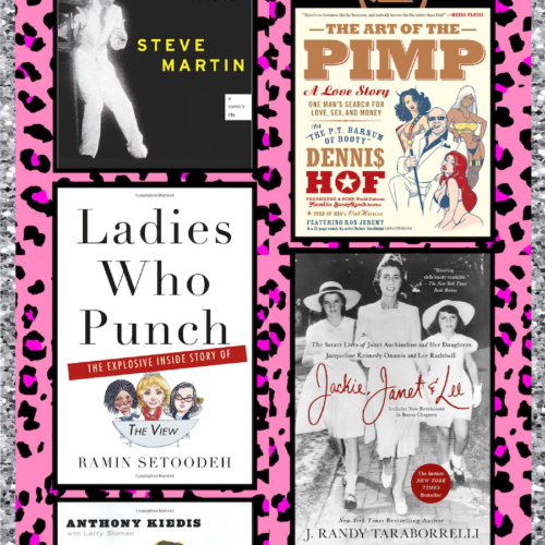 THE SKINNY CONFIDENTIAL BOOK CLUB: MY LATEST READS